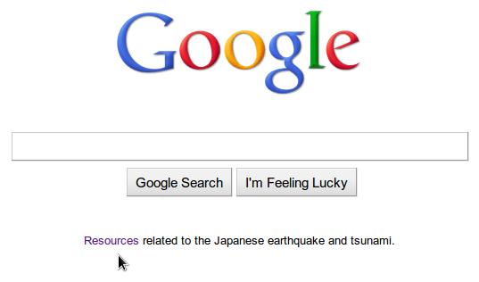 Ressources pour le séisme et le tsunami de Sendai 2011 (en anglais et japonais)