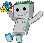 La mascotte Google Bot